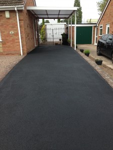 resimac tarmac sealer finished drive