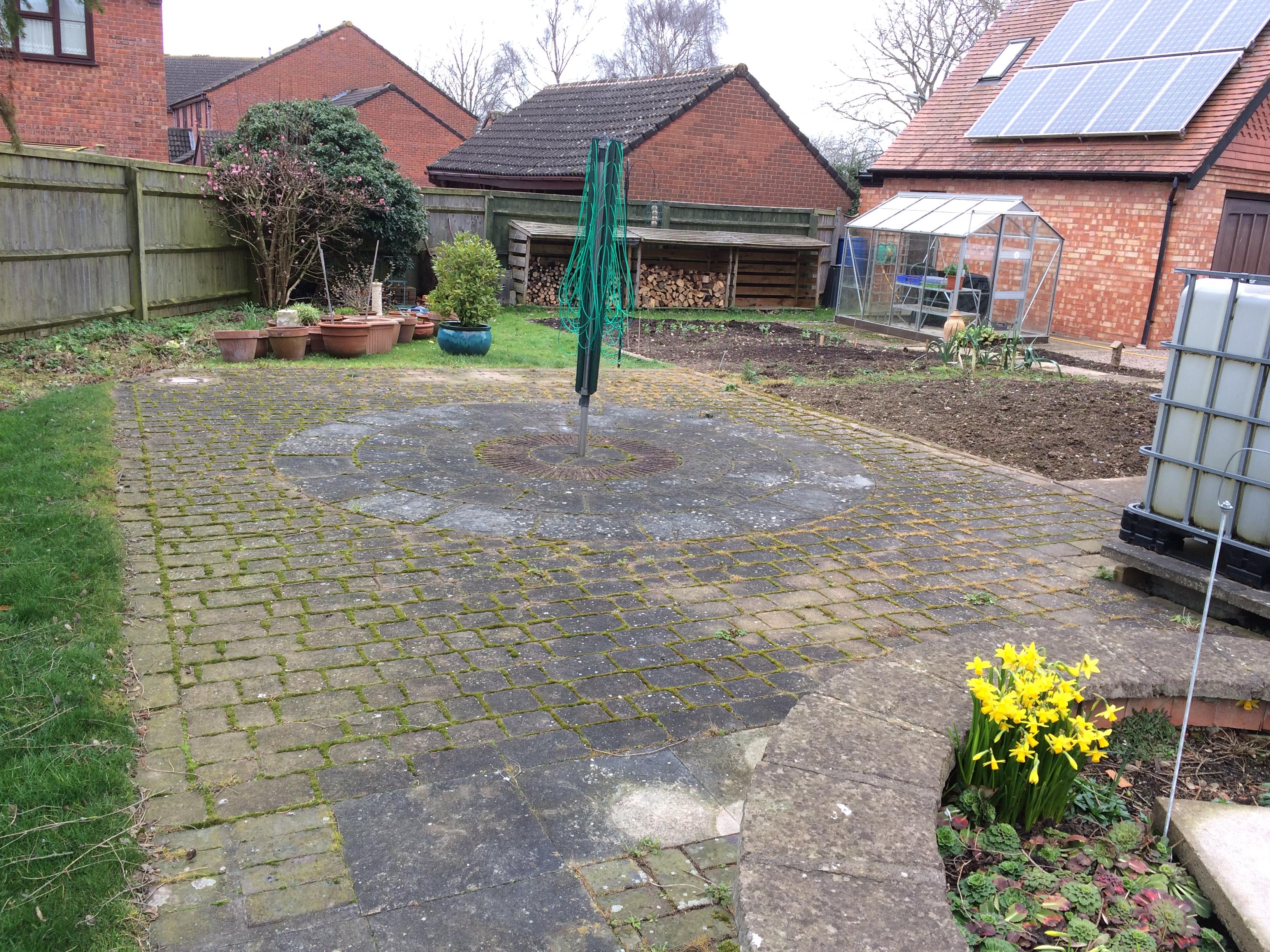 driveway clean ledbury  (3)
