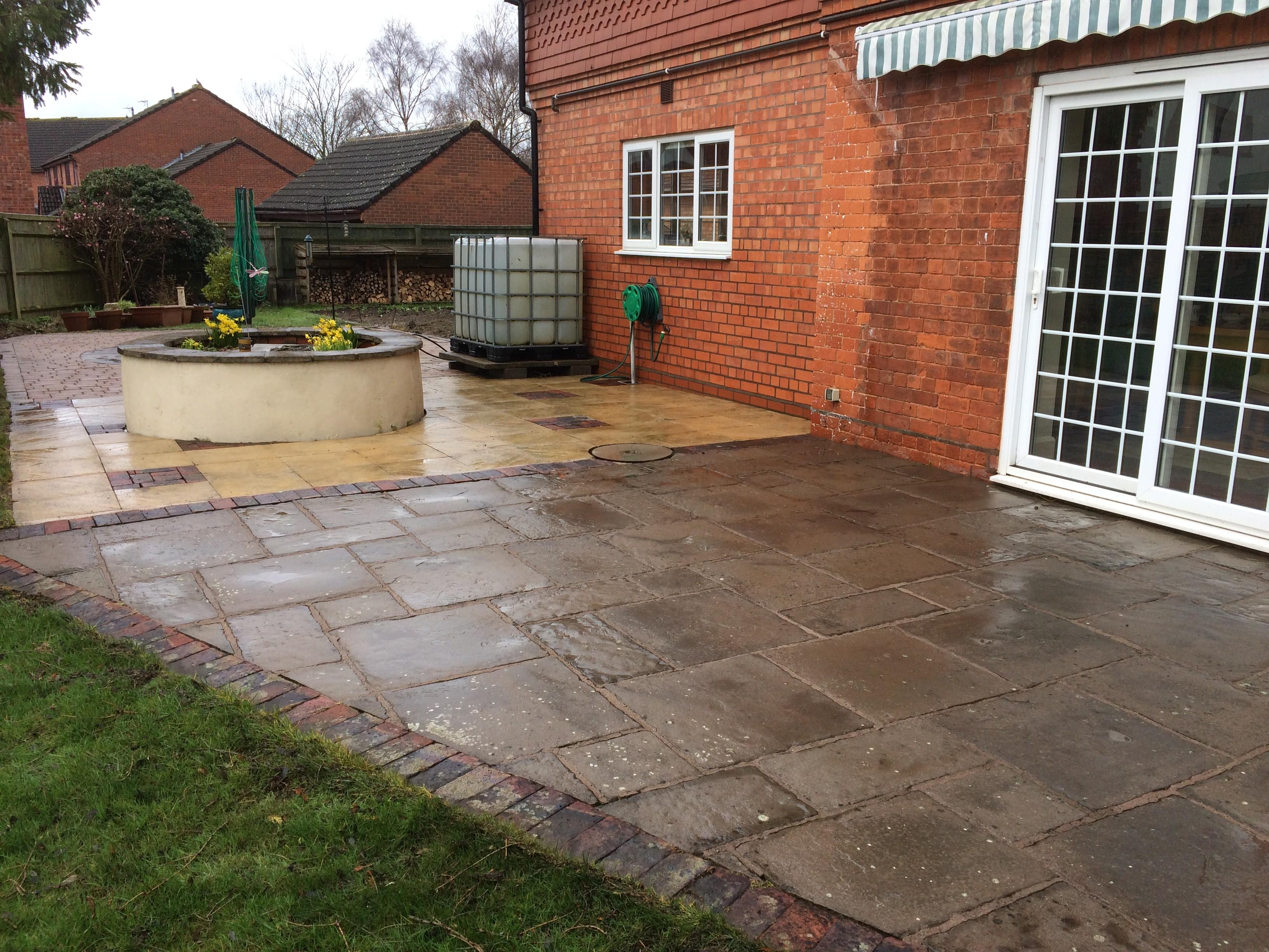 driveway clean ledbury  (4)