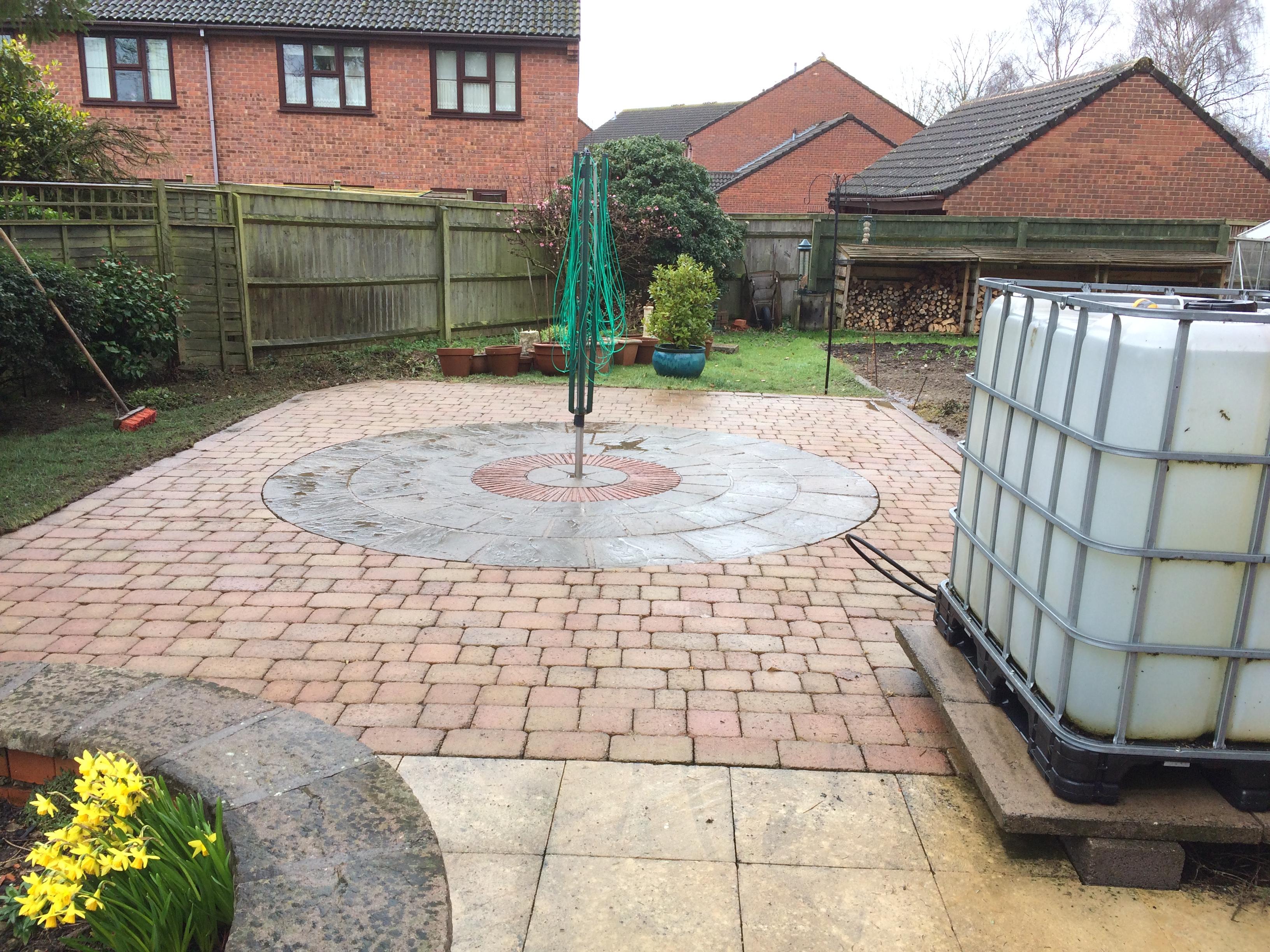 driveway clean ledbury  (7)